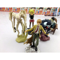 Bonecos Miniaturas Do Death Note
