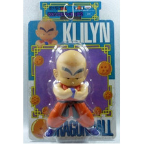 Boneco Kuririn Dragon Ball Z Banpresto 20 Cm