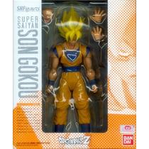 S.h.figuarts Super Sayajin Goku Ssj Dragon Ball Z Dbz Bandai
