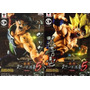 Dragon Ball Z Gt Tenkaichi Scultures C/2 Pronta Entrega
