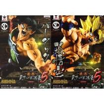 Dragon Ball Z Gt Tenkaichi Scultures C/2 Pronta Entrega