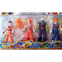 Kit 4 Personagens Dragon Ball Z Bonecos Articulados Goku +