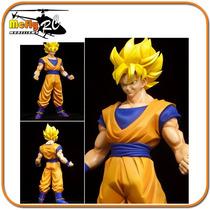 Dragon Ball Z Super Saiyan Son Goku X-plus 47 Cm Jp Lacrado
