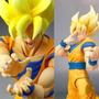 Sh Figuarts Dragon Ball Z-goku Ssj - Bandai - Pronta Entrega