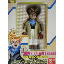 Dragon Ball Gt Super Battle Collection Super Saiyan Trunks