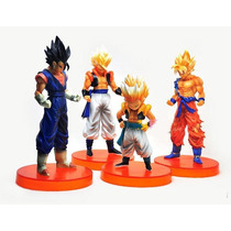 Boneco Dragon Ball Z Goku Dragon Ball Gohan Sayajin Dbz Gt