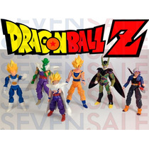 Bonecos Dragon Ball Z Dbz Goku Vegeta Gohan Piccolo Cell