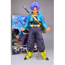 Figure Dragon Ball Z Kai Trunks Master Star Piece Banpresto