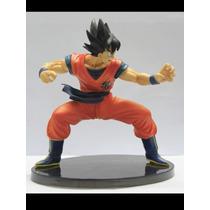 Boneco Son Goku Action Figure Dragon Ball Z Banpresto