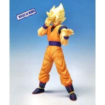 Boneco Dragon Ballz Goku Sayajim 1 - Pronta Entrega