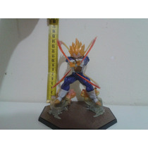 Vegeta Super Sayajin Dragon Ball Z Dbz Bandai Pronta Entrega
