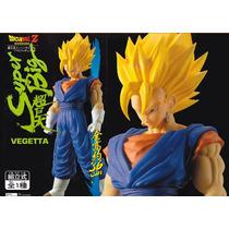 Boneco Anime Pvc Dragon Ball Z Vegetta Super Vegito