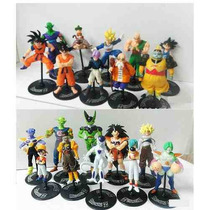 Kit Com 5 Bonecos Dragon Ball Z - Otimo Preço- Aproveite!