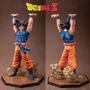 Boneco Goku Genki Dama Dragonball Dbz Pronta Entrega