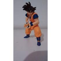 Goku Boneco Gashapon Articulado Raro Dragon Ball Z Dbz