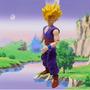 Gohan Sayajin 2 Dragon Ball Z Totalmente Articulado Dbz Kai