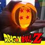 Esfera Dragão 4 Estrelas Dragon Ball Tamanho Real 7cm Brasil
