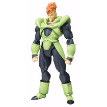 Action Figure S.h Figuarts Android 16 Dragon Ball Z Original