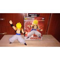 Boneco Dragon Ball Z Super Saiyajin Gogeta 23cm