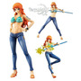 Figura Variable Action Heroes One Piece Nami Lacrada!!