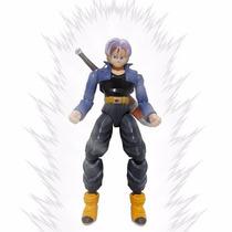 Dragon Ball Z Trunks Totalmente Articulado - L032ki