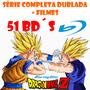 Dragon Ball Z Bluray Completo+ Filmes Brinde