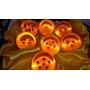 7 Esferas Dragon Ball Z Tamanho Real -frete Grátis P/ Brasil