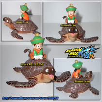 Boneco Gashapon Dragon Ball-gohan Na Tartaruga