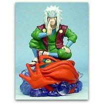 Boneco Gashapon Naruto- Jiraiya