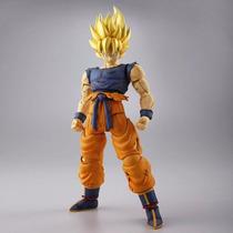 Dragon Ball Z Goku Ssj Model Kit Mg Bandai - Original