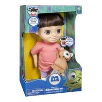Boneca Boo Com Mecanismo - Monstros S/a - Sunny 830
