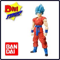 Goku Ssj God Super Saiyan - Dbz Shfiguarts Pronta Entrega