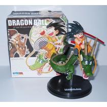 Dragon Ball Z Super Saiyan Goku E Shenlong Pronta Entrega