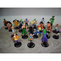 Coleção 20 Bonecos Dragon Ball Z/gt