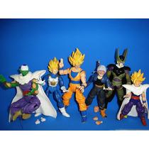 Dragon Ball Z Articulados Frete Grátis 6 Pronta Entrega Dbz