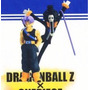 40th Set Dragon Ball Z X One Piece Bandai Trunks X Brooks