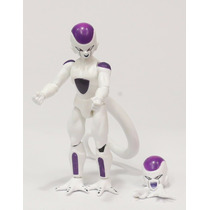 Boneco Dragon Ball Z Freeza Forma Final 12cm Articulado