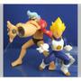 40th Set Dragon Ball Z X One Piece Bandai Vegeta X Franky