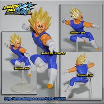 Boneco Gashapon Dragon Ball- Majin Vegeta