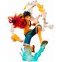 Action Figure Monkey D. Luffy Modo Batle One Piece