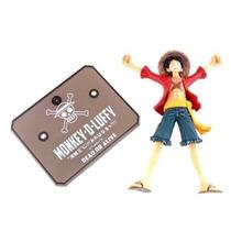 Boneco Monkey Luffy Colecionavel One Piece