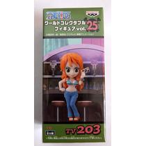 Boneco Figure One Piece Wcf World Figure Vol.25 Nami