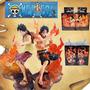 One Piece - Luffy E Ace