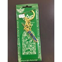 Chaveiro Zelda Master Sword
