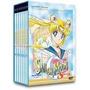 Anime Sailor Moon Clássico Completo Dual Audio Hd Dvd
