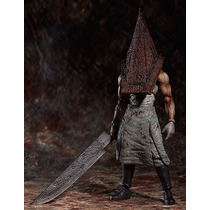 Max Factory Figma Silent Hill Pyramid Thing (head) Lacrado!!
