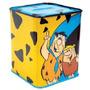 Cofrinho Flintstones Fred & Barney Tin 21730