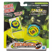 Beyblade De Batalha Stealth Xts Quetzalcoatl Hammer- Hasbro