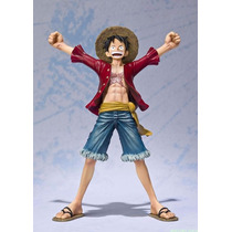 Estátua Monkey D. Luffy - One Piece Importada Frete Grátis