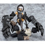 Strenght Black Rock Shooter Good Smile Company Escala 1/8